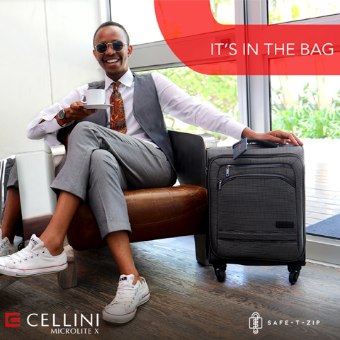 CELLINI MICROLITE X – IT'S IN THE BAG