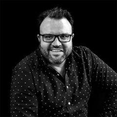Grey South Africa Gavin Stafford Headshot
