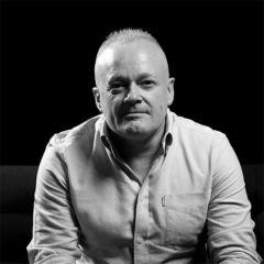 Grey South Africa Stuart Walsh Headshot