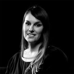 Grey South Africa Talita Myburg Headshot