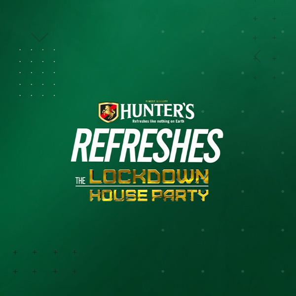 The Hunter's Lockdown House Party - Grey Africa